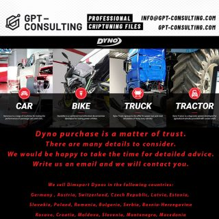 Dynorace, Dynobike, Dyno Truck, Dyno Tractor